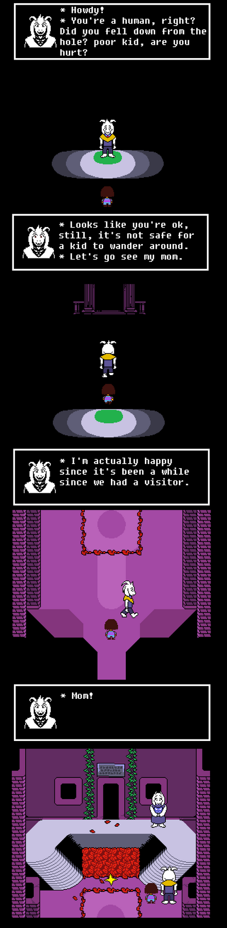 Undertale Parallel 2 by Undertale-Parallel