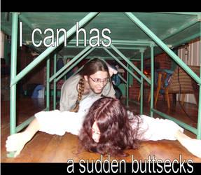 I can has... by Maczer