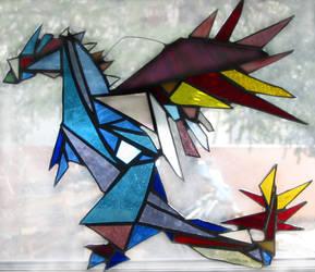 Scrap Dragon by Wingedworchael