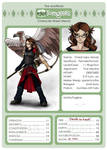 Tomgeeks DnD Character Meme by Wingedworchael