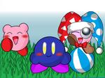 Kirby MK Marx in Green Greens