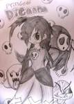 Pencil Drawing: Princess Dieanna