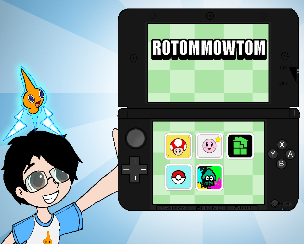 Rotommowtom's Profile Picture