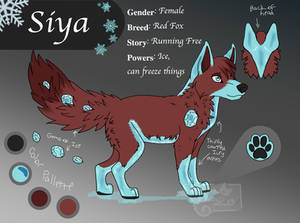 Siya the Fox Ref
