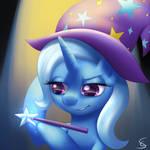 Trixie : my wand's still working