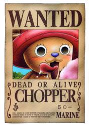 Chopper wanted