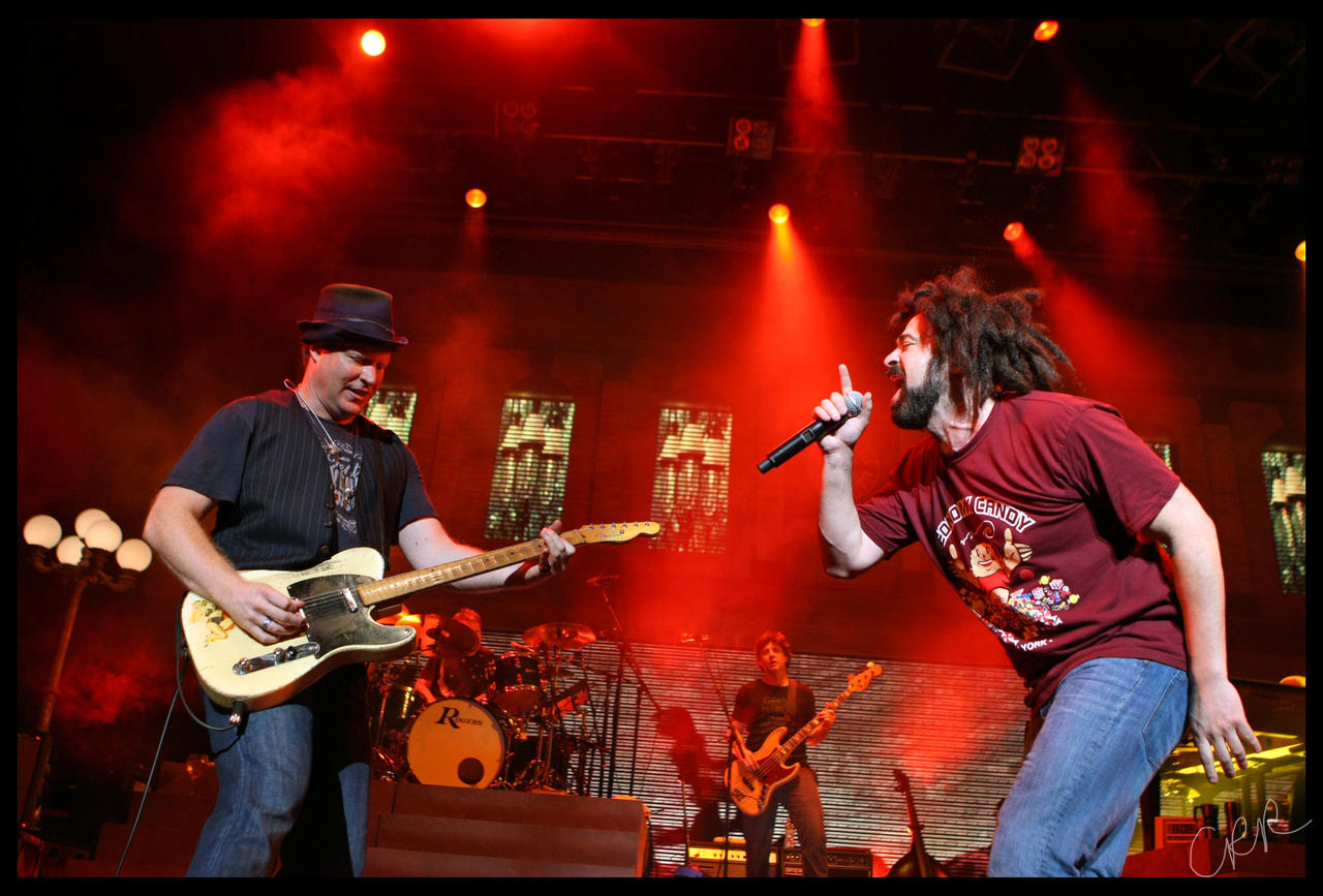 Counting Crows Concert Tour