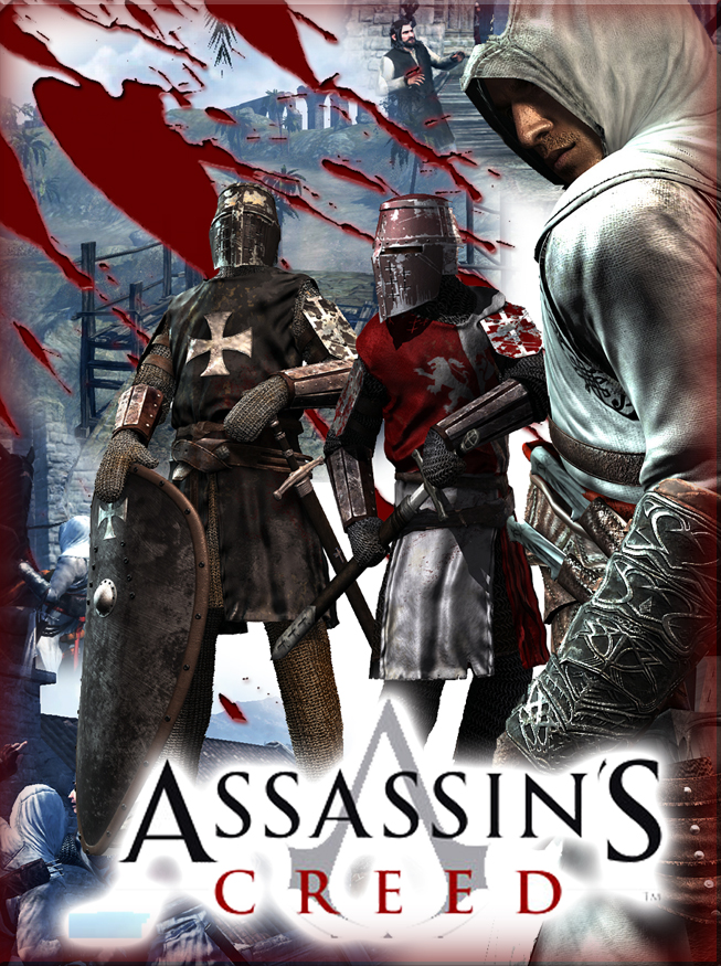 Assassins Creed Poster by Khambata on DeviantArt