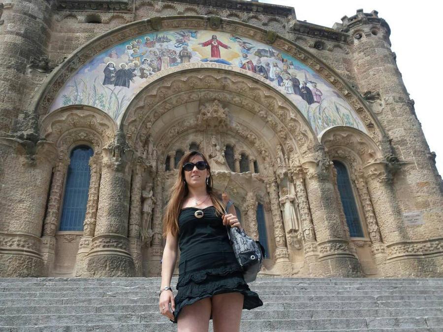 on the steps by lookingforalovelygir