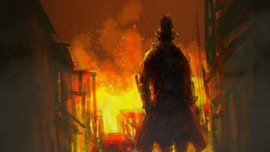 [C] Burn by T4IRO