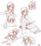 Lightning x Hope Sketches