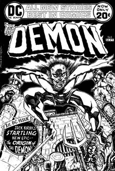 The Demon Cover Recreation