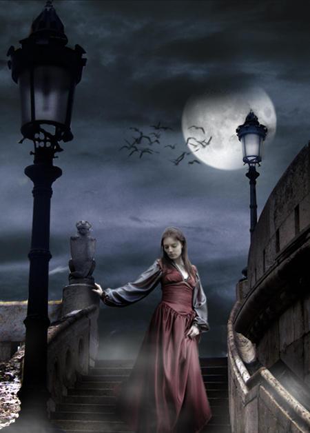 Night Walk by SAB687