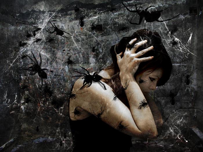 Arachnophobia by SAB687