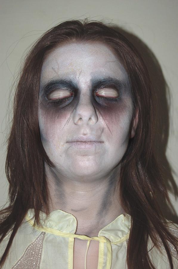 Ghost Makeup by SAB687 on DeviantArt