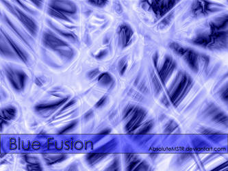 Blue Fusion by AbsoluteMSTR