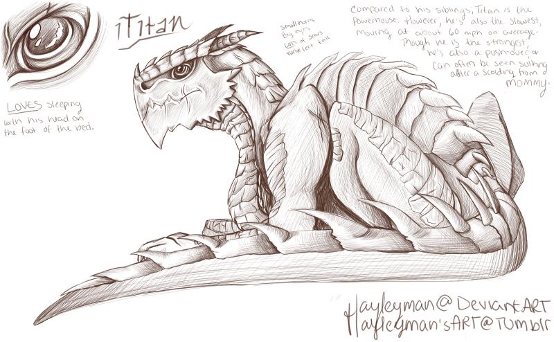 Titan by LiamLockheart