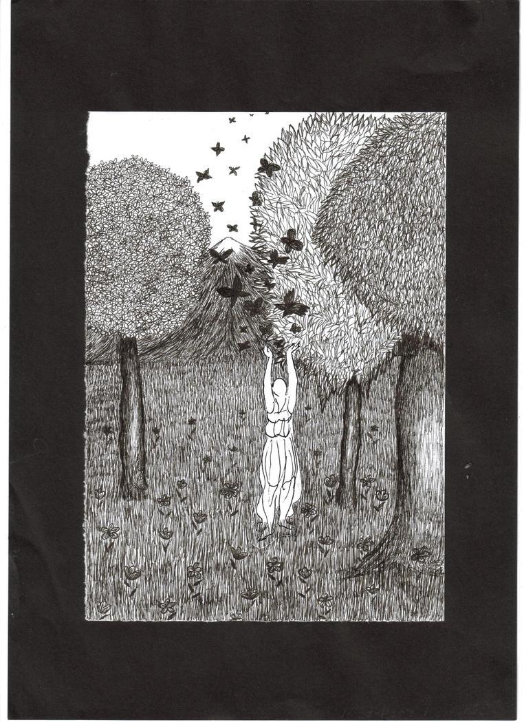 Perhoset by PrincipessaEmilie