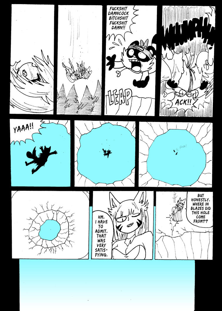 Walking City OCT Audition: Tom and Kas page 20 by monjava