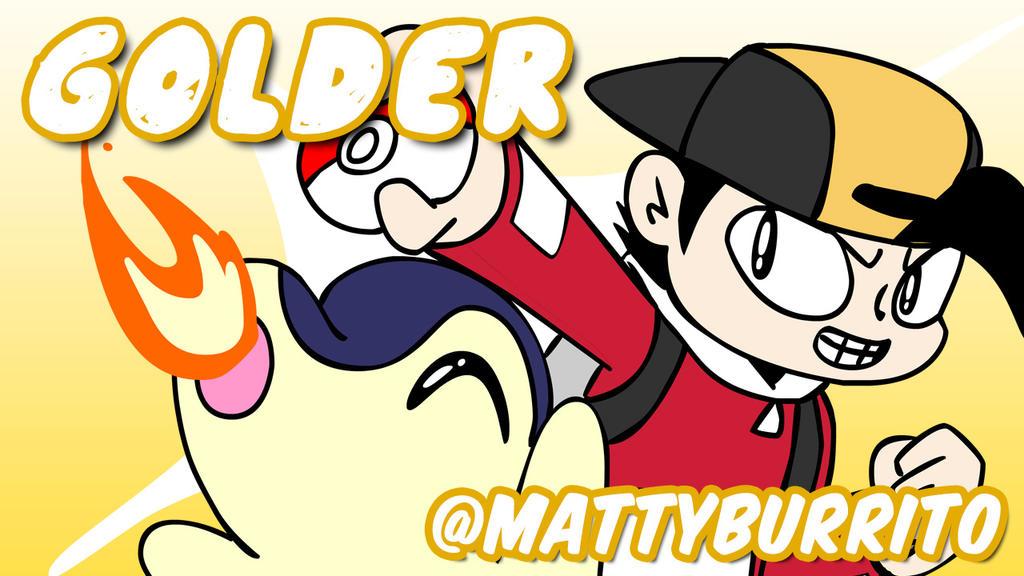 Pokemon Golder Animation by monjava