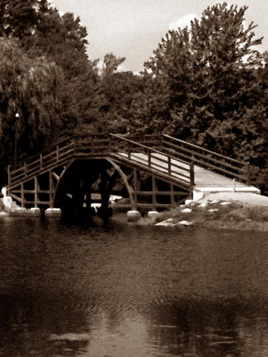 Old Bridge by frozenemogirl