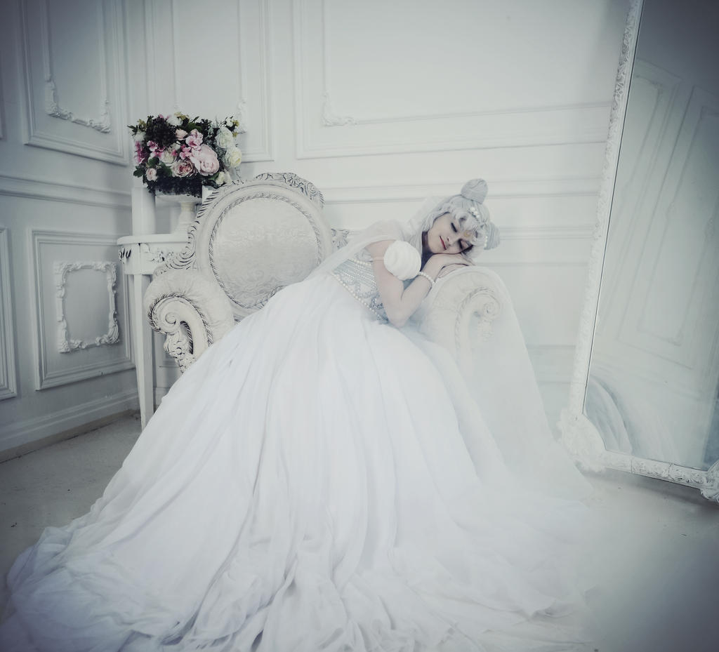 Princess Serenity by Likanda