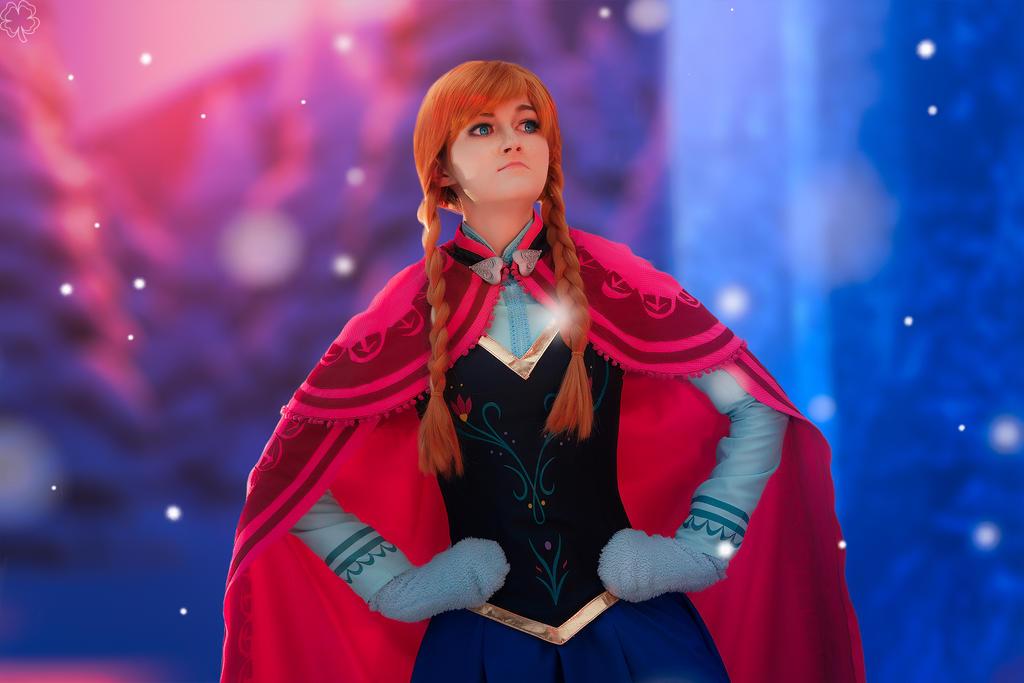 Princess Anna by Likanda