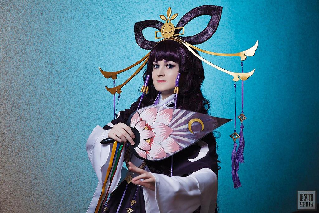 princess Tomoyo by Likanda