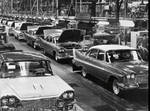 1958 Plymouth Assembly Line.