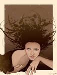 maria carla's hair by minakat