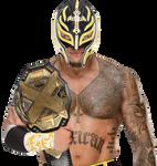 Rey Mysterio NXT Champion