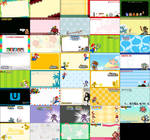 all current stationaries by FuPoo