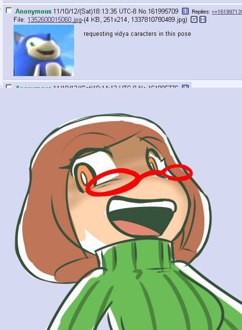 Apologise Nintendo nikki naked