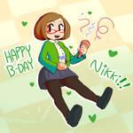 HAPPY BDAY NIKKI!!
