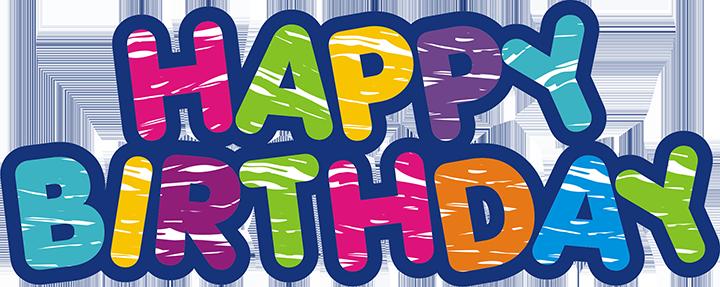 happy birthday png text by natalianaty5 on deviantart