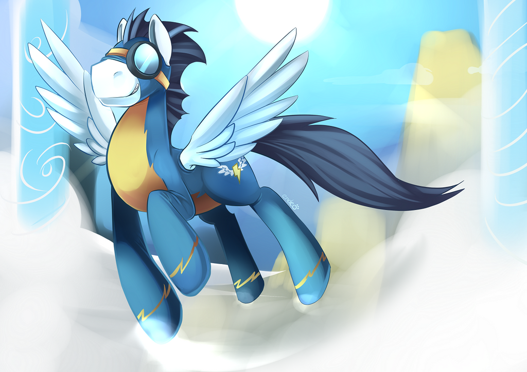 Soarin by Ende26
