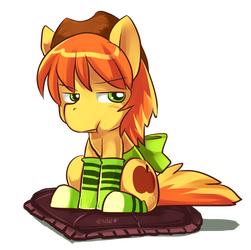 brae with sock by Zwagyzonk