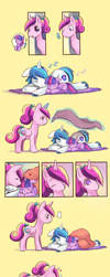 sweet dream you two by Zwagyzonk