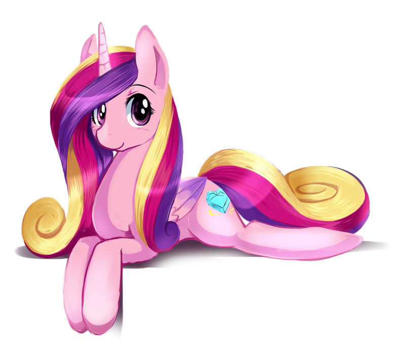 Princess Cadance by Ende26