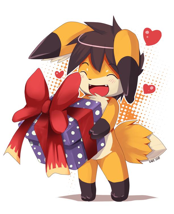 Foxxy Rabbit Chibi by Ende26