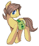 Pixelate Caramel by Ende26