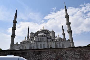 The Blue Mosque by ShrimpChipSensei
