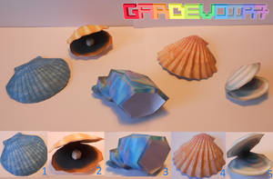 Release : Shell Pack Papercraft by gardevoir7
