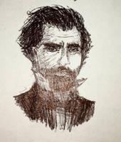 Sketch #2 by ZEPHYRDICKY
