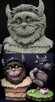 Wild Thing Maquette 2