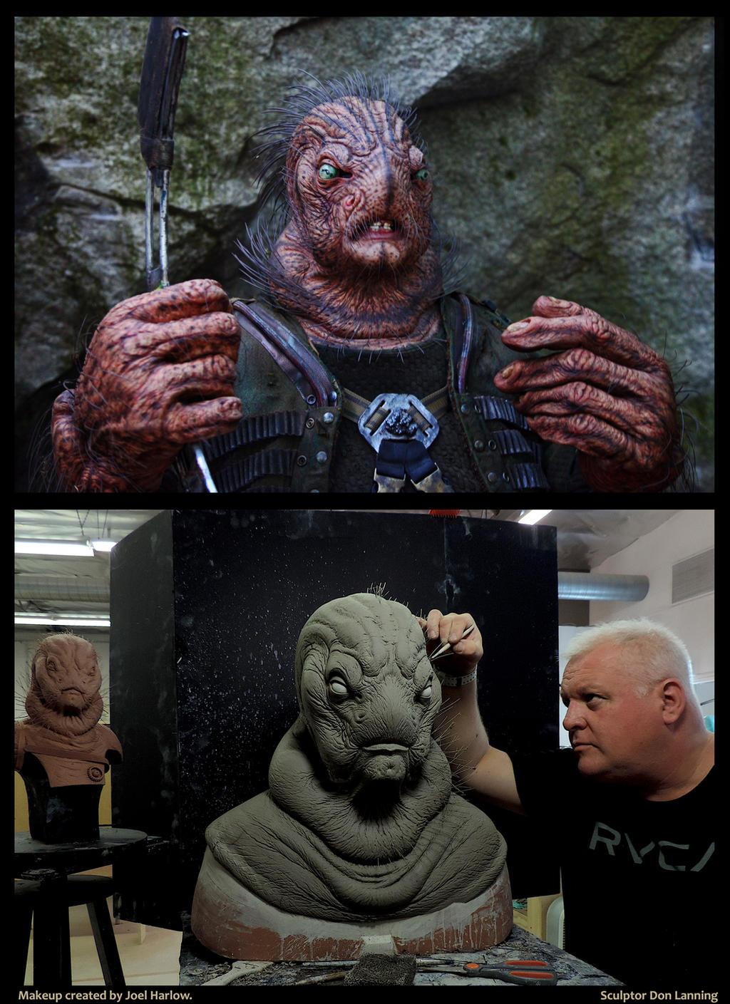 Quills - Alien Scavenger - Star Trek Beyond by DonLanning