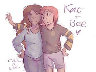KatBee sketch