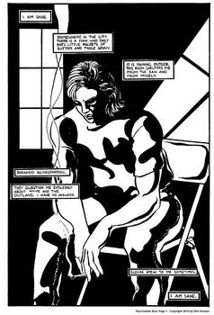 Psychdelic Burn Page 1 by Dirk Hooper