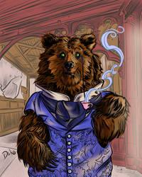 Ursa Likes Tea