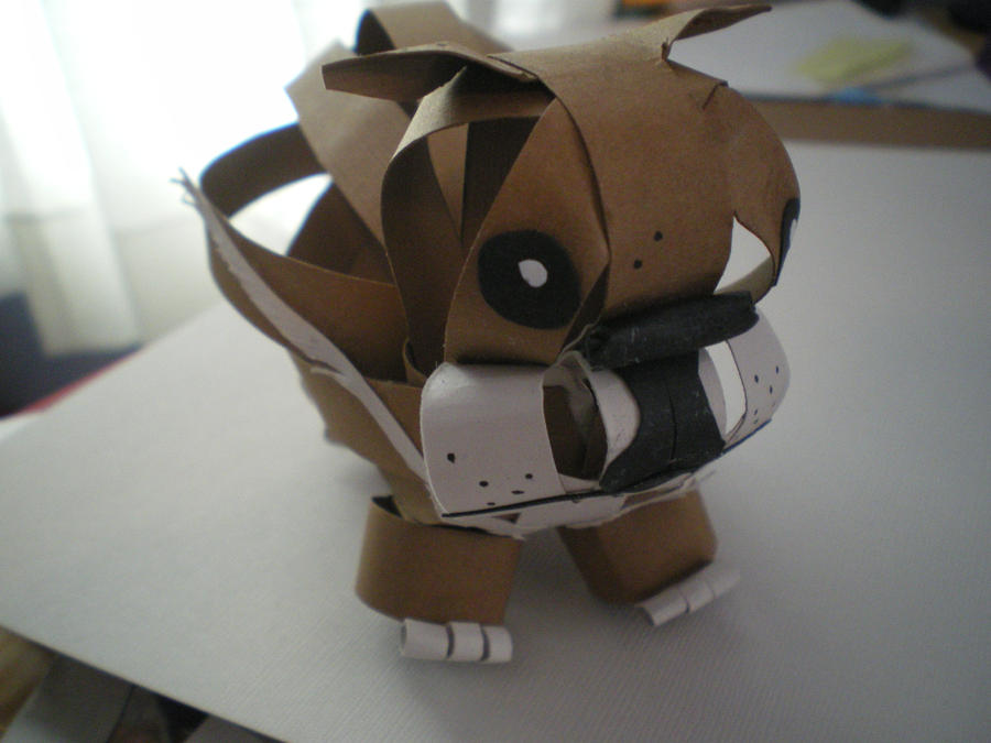 Jon the Bulldog by melpk